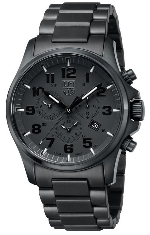 Atacama Field Chronograph Black Out - XL.1942.BOB