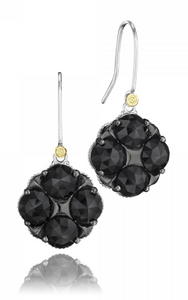 CITY LIGHTS Black Onyx Earrings