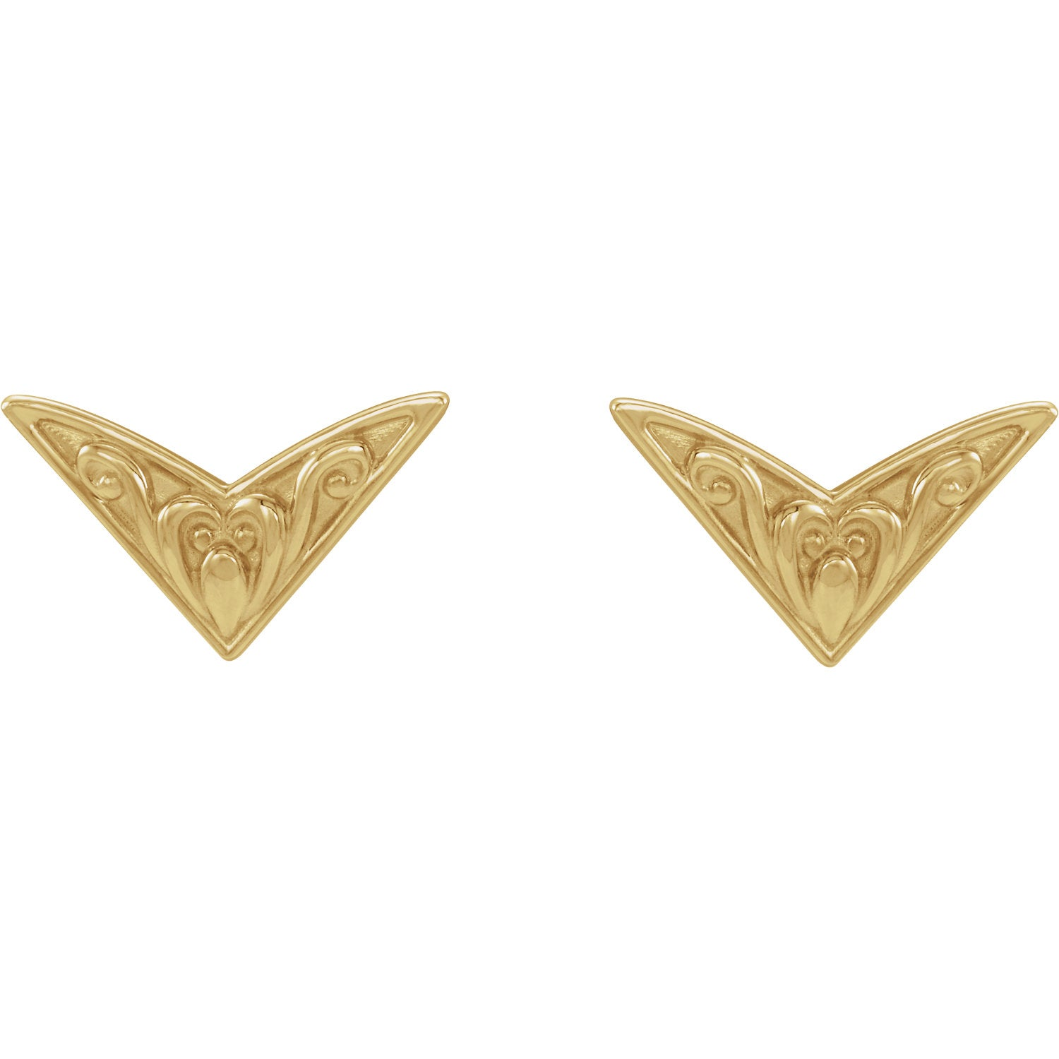 Sculptural-Inspired Earrings