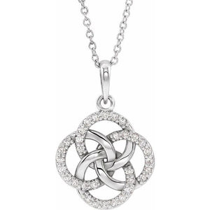 Five-Fold Celtic Necklace