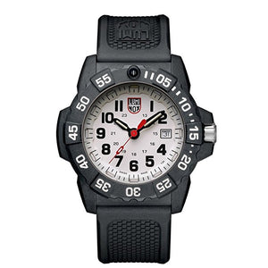 NAVY SEAL 3500 SERIES White Dial