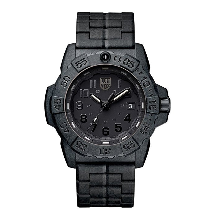 NAVY SEAL 3500 SERIES Black Dial