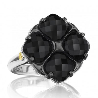 City Lights - Black Onyx Ring