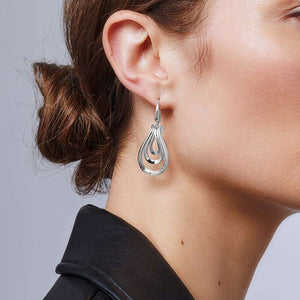 Asli Classic Chain Link Drop Earring