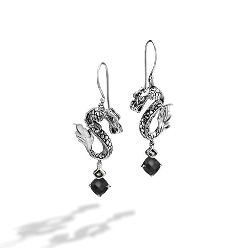 Dragon Drop Earrings