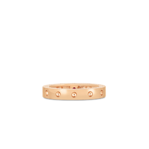 Roberto Coin Gold Round Ring