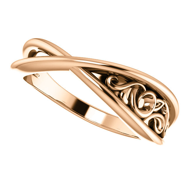 Sculptural-Inspired Ring
