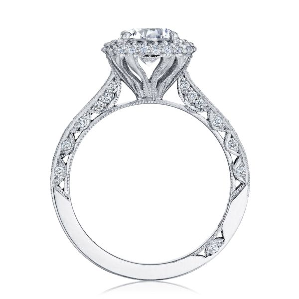 Blooming Beauties Tacori Mount