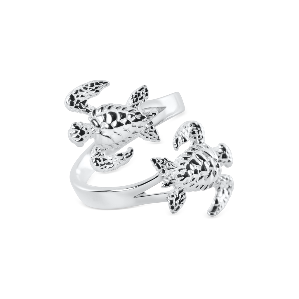 Sea Turtle Ring