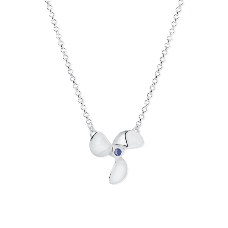 Propeller Necklace