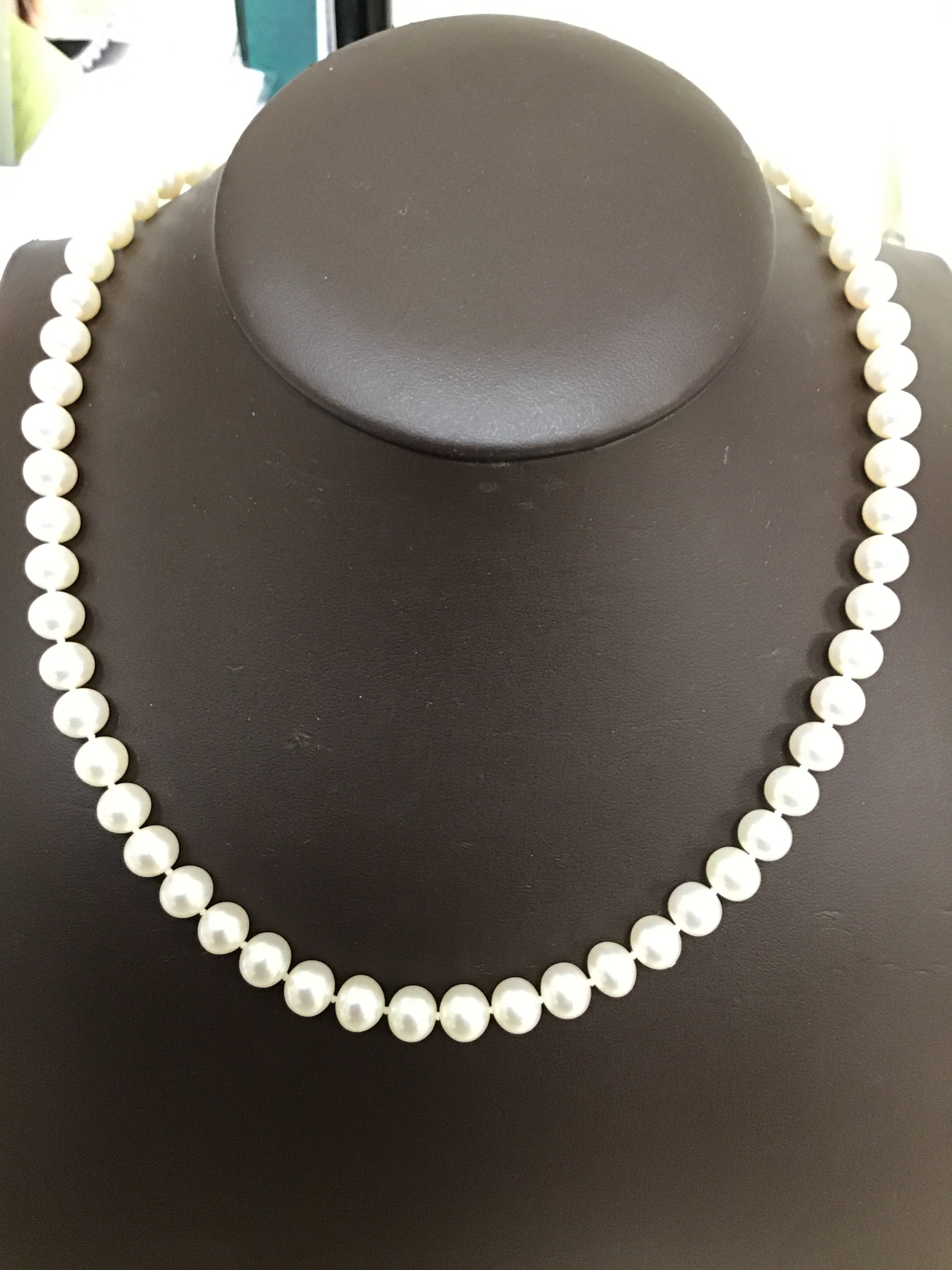 Freshwater Cultured Pearl Necklace
