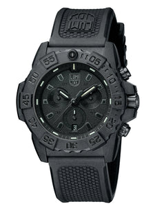 Navy SEAL Chronograph Black Out