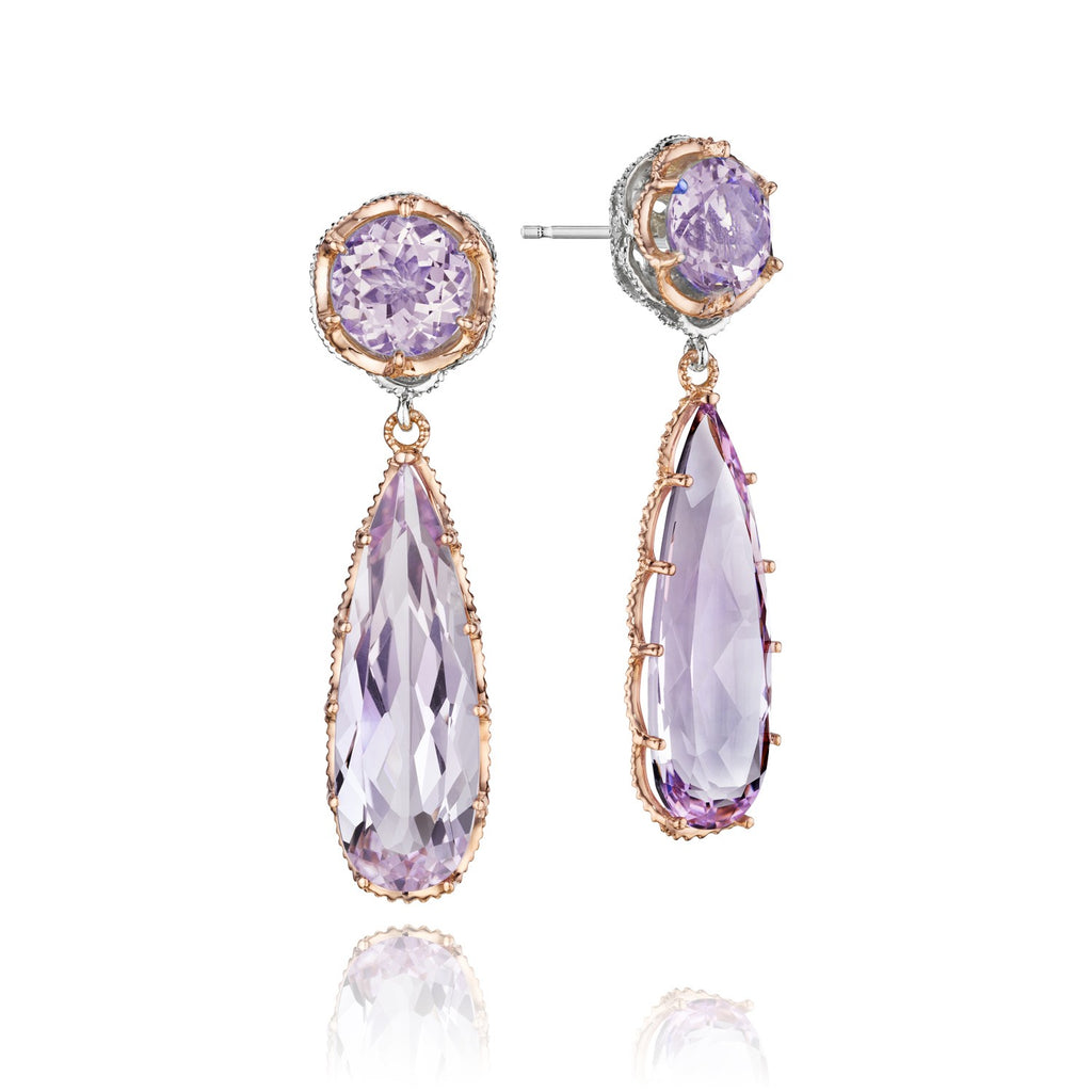 Lilac Blossoms Earrings