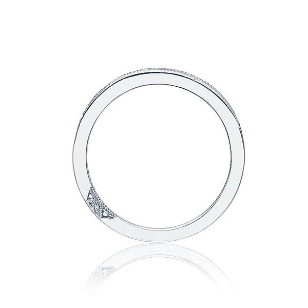 Channel Set Tacori Band