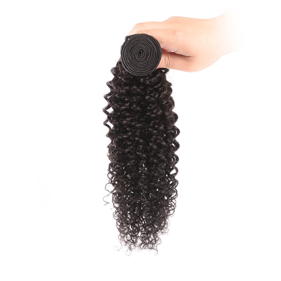 Jerry Curly Virgin Human Hair 1 Bundle/pack
