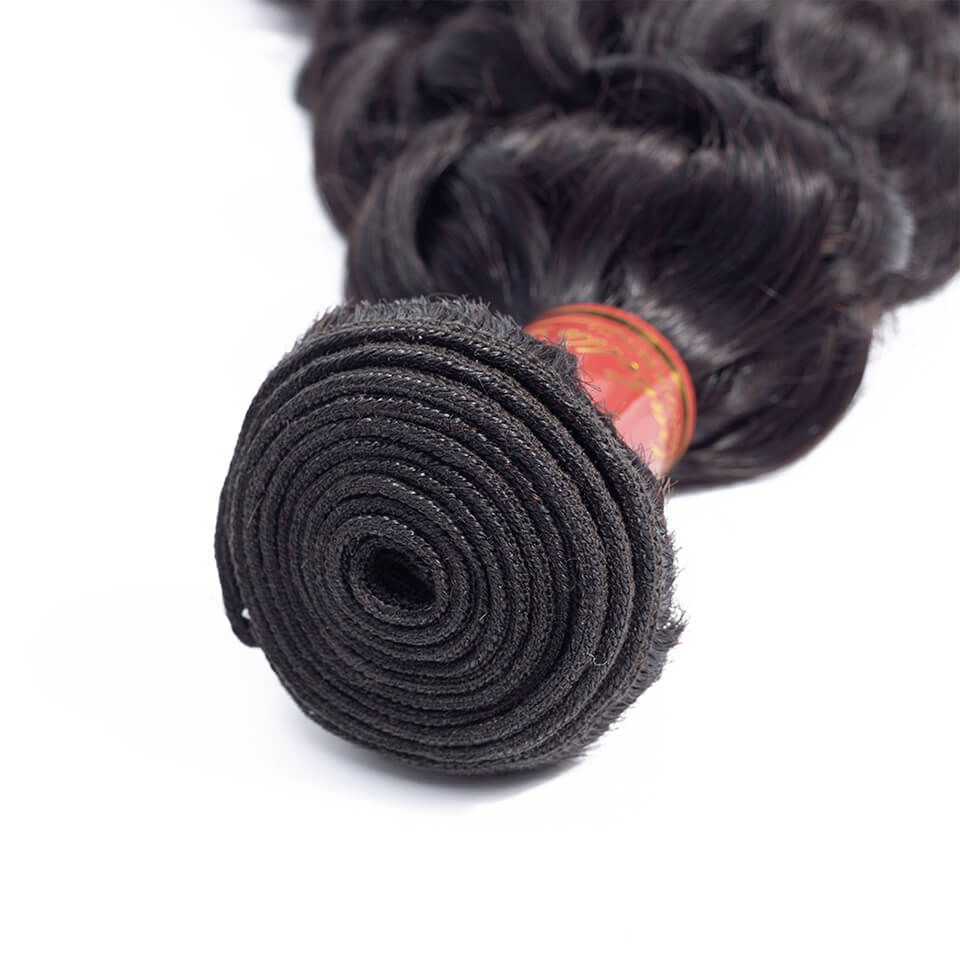 Water Wave Virgin Human Hair 1 Bundle/pack