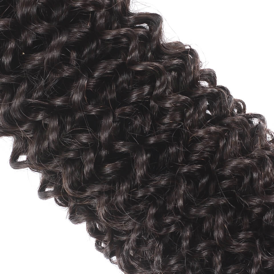 Brazilian Jerry Curly Human Hair 4 bundles/lot