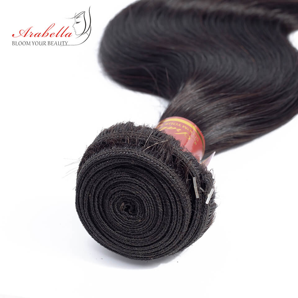 Brazilian Body Wave Human Hair 4 bundles/lot