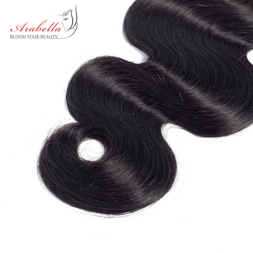 Malaysian Body Wave Human Hair 4 bundles/lot