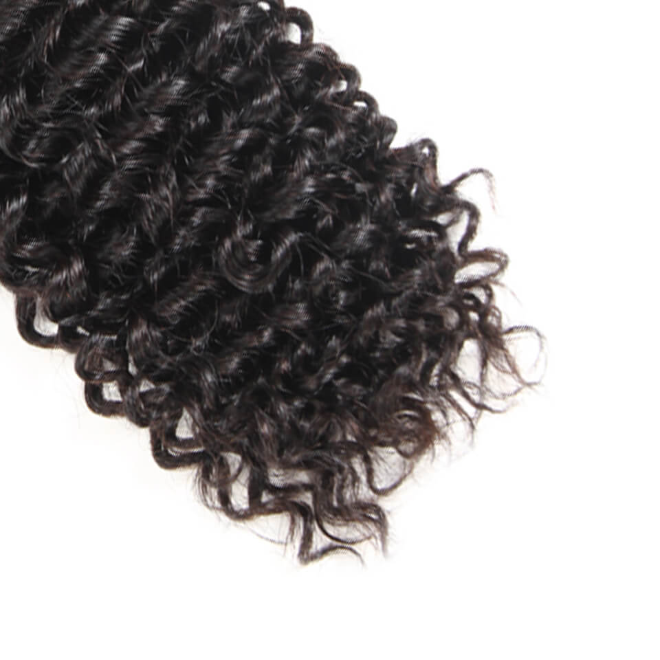 Kinky Curly 1 Bundle Virgin Human Hair