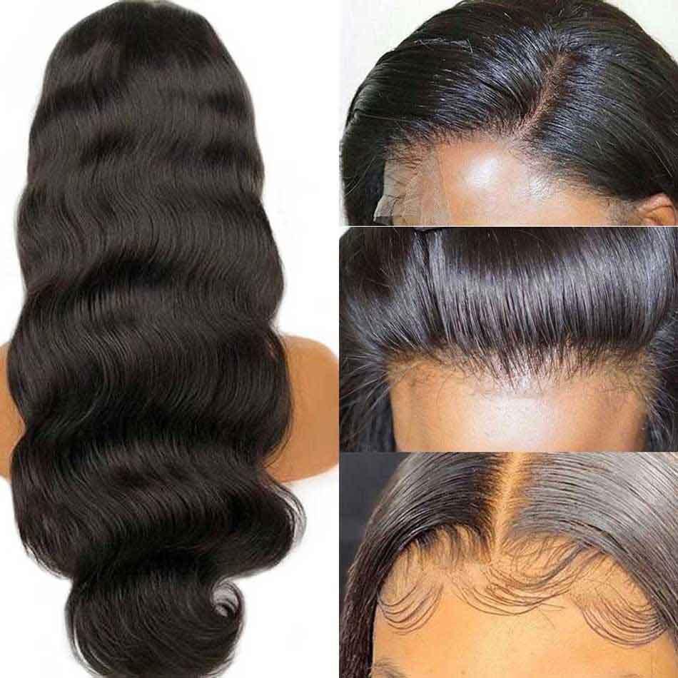 New Arrival Arabella Human Hair Wigs 6X6 Body Wave Lace Wig On Sale