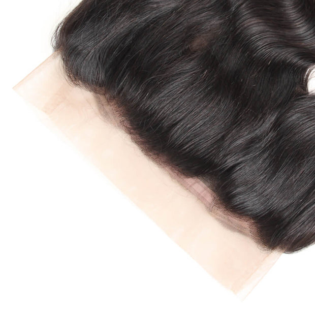 Body Wave 360 Lace Frontal Closure Unprocessed Human Hair