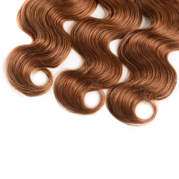 Brazilian Body Wave T1b/30 Human Hair 4 bundles/lot