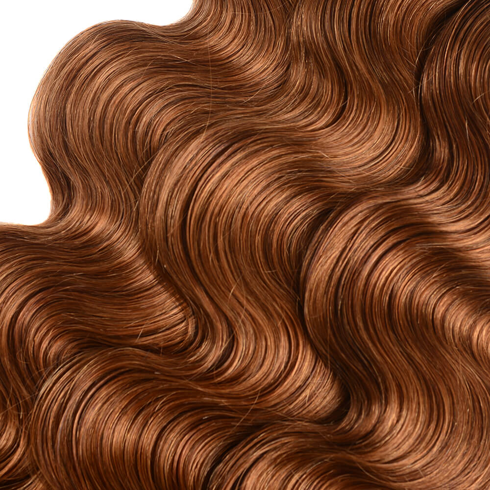 Arabella Hair  Virgin Peruvian Ombre T1b/30 Body Wave 3 Bundles/pack - arabellahair.com