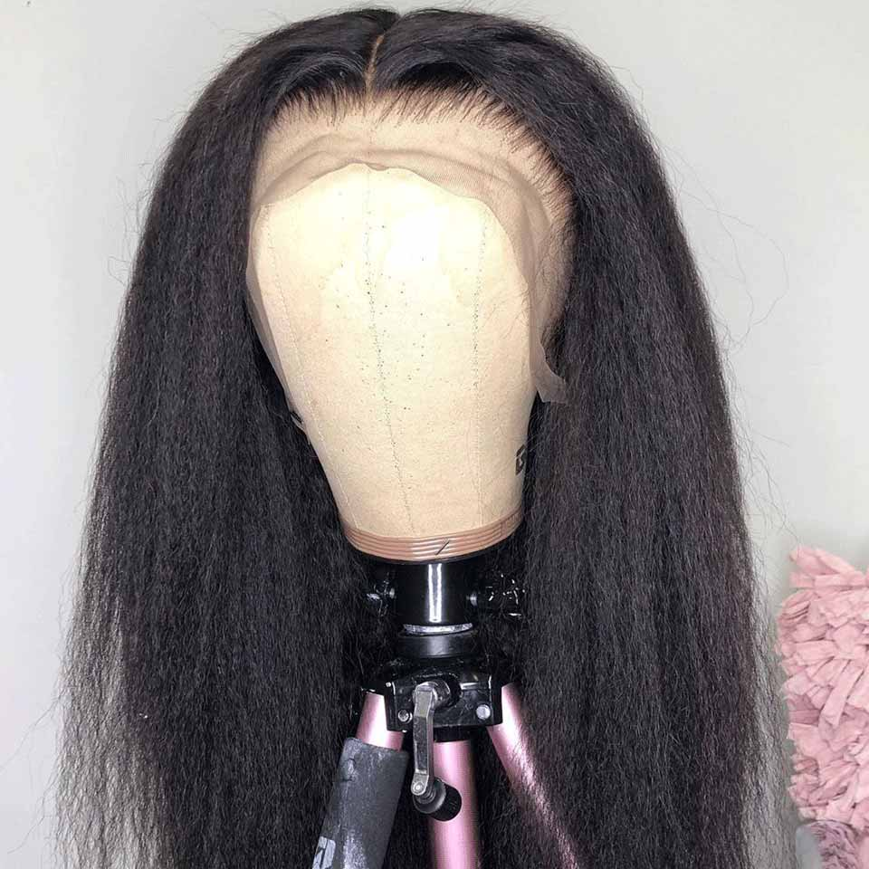 Arabella Best Virgin Human Hair 13*6/13*4 Lace Frontal Wig, 180% Density