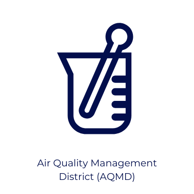 Air Quality Management District (AQMD)