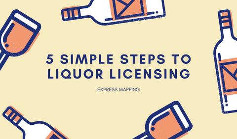 5 Simple Steps Liquor License Noticing
