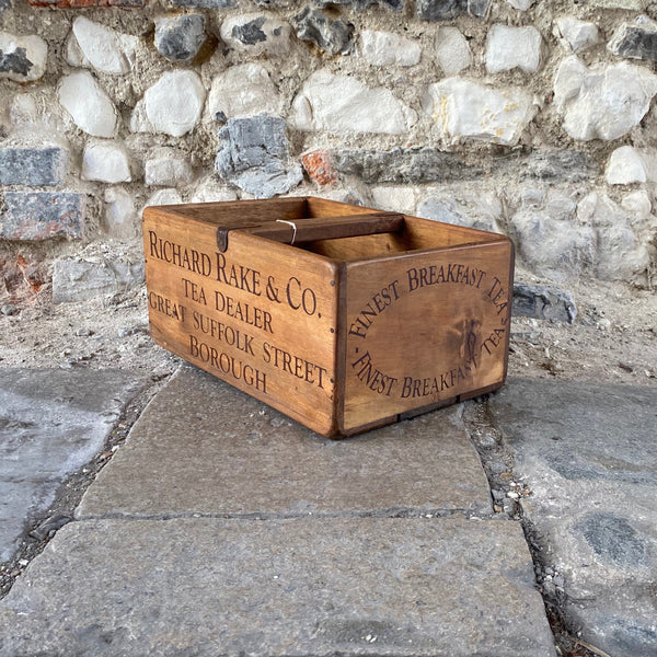 Richard Rake & Co Box- Medium