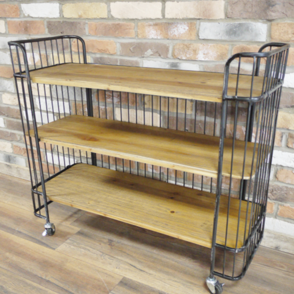 Industrial Small Shelf Unit