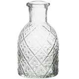 Pharmacy Glass Candle Holder