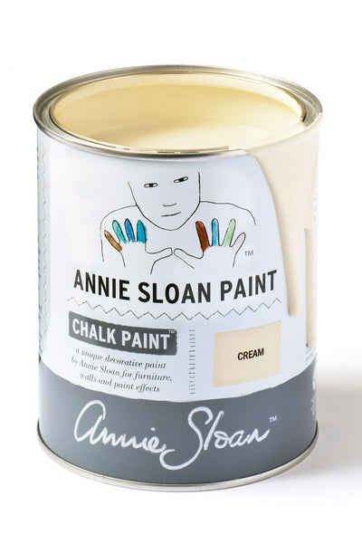 Annie Sloan Cream Chalk Paint