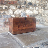 Hyde Abbey Wooden Box - Medium