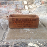 Batchellor Wooden Box - Extra Small