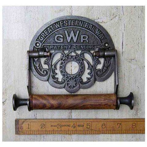 Toilet Roll Holder 'GWR'