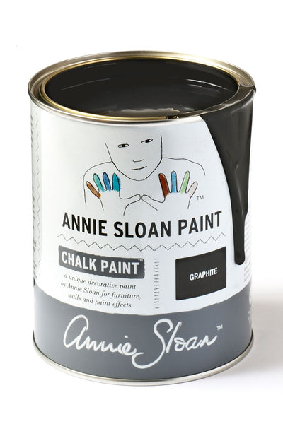 Graphite Chalk Paint