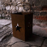 Rusty Star Lanterns
