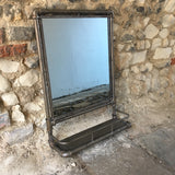 Industrial Scaffold Style Mirror