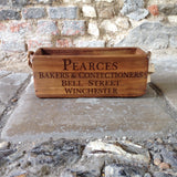 Pearces Wooden Box - Small