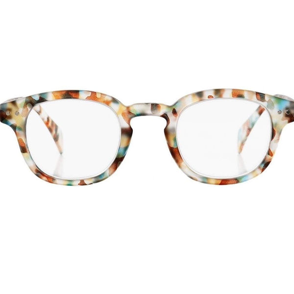 Izipizi Glasses - Blue Tortoise, #C