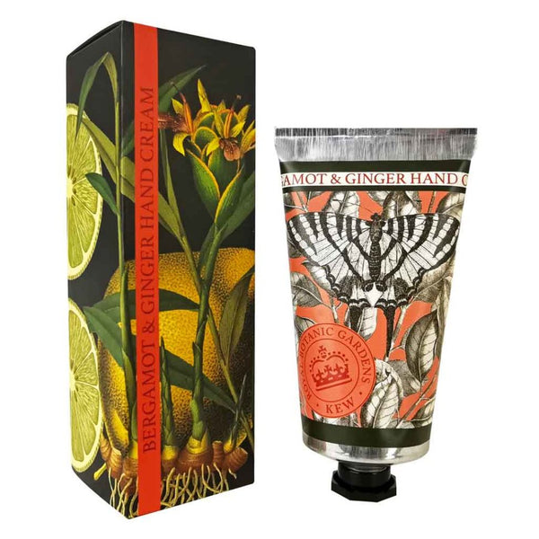 Bergamot and Ginger Hand Cream