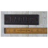 Ladies Plaque