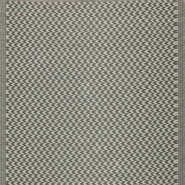 Recycled Plastic Outdoor Rug - Grey