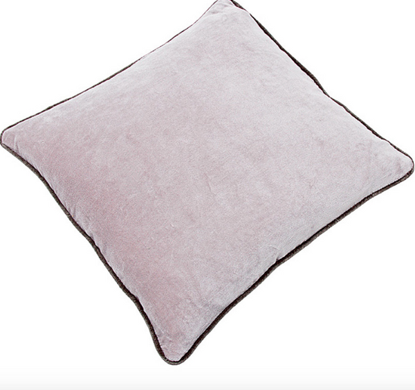 Sand LIV Interior Velvet Cushion (45cm)