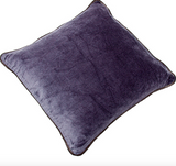 Granite LIV Interior Velvet Cushion (45cm)