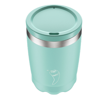Chilly's Cup 430ml - Pastel Green