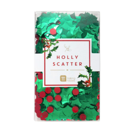 Holly Table Scatter